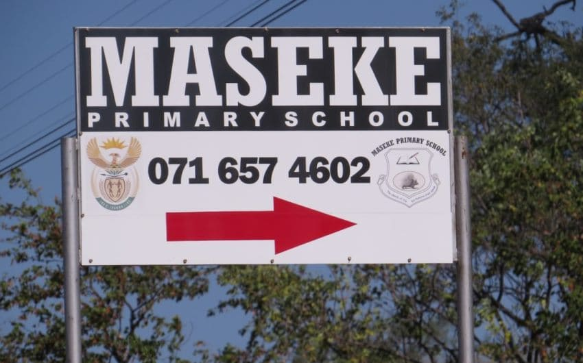 Maseke Primary School